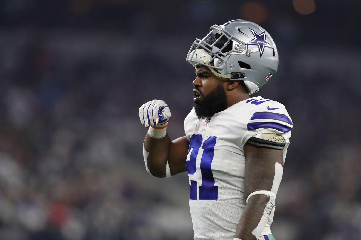 80e1ed707c8 Cowboys News: Ezekiel Elliott able to continue to play; Cowboys still most  valuable NFL franchise