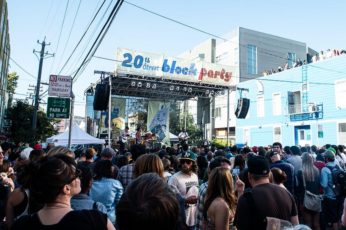 20th Street Block Party 2014