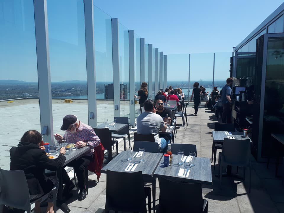 The Best Rooftop Bars, Pools, and Restaurants in Montreal ...