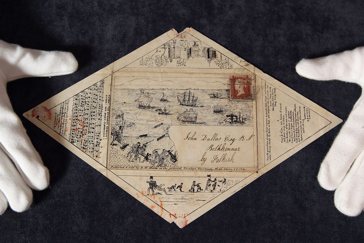 One Of the Greatest British Stamp Collections Is Set To Be Auctioned At Sothebys
