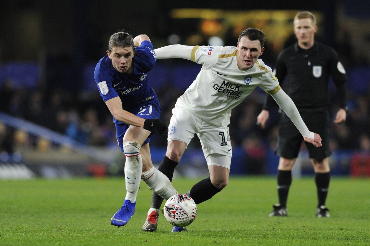 Chelsea U21 v Peterborough - Checkatrade Trophy
