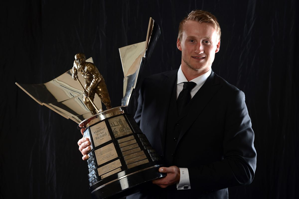 2012 NHL Awards - Portraits