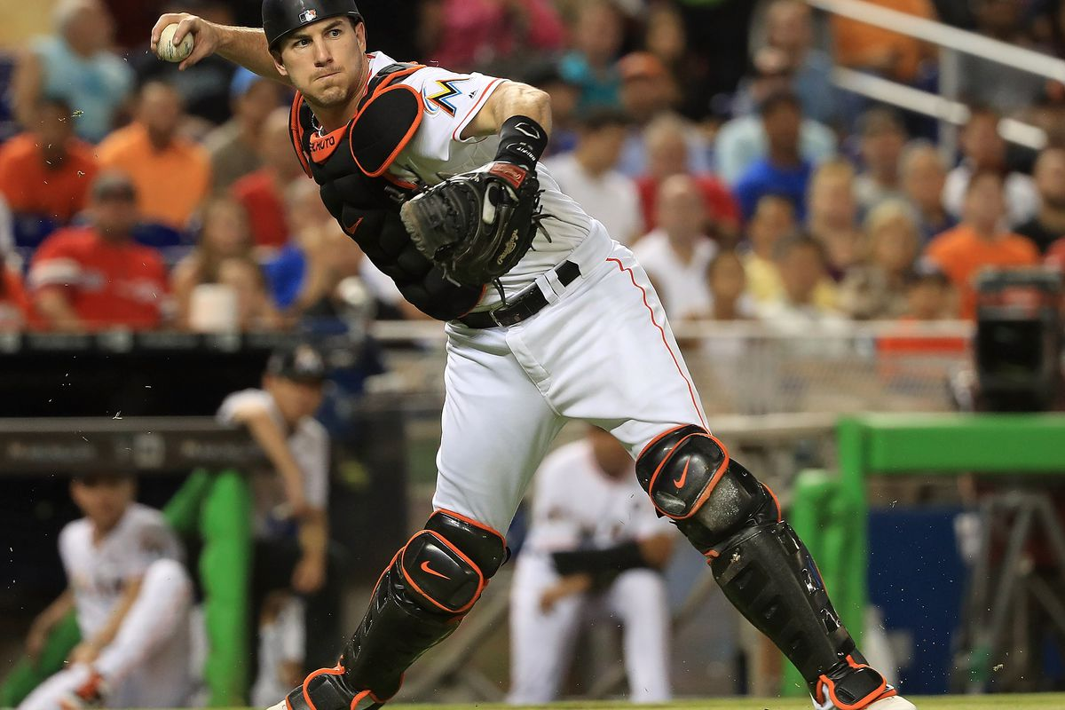 Giancarlo Stanton Stats 2017 >> With new ownership, who will be the nucleus of the Miami Marlins? - Fish Stripes
