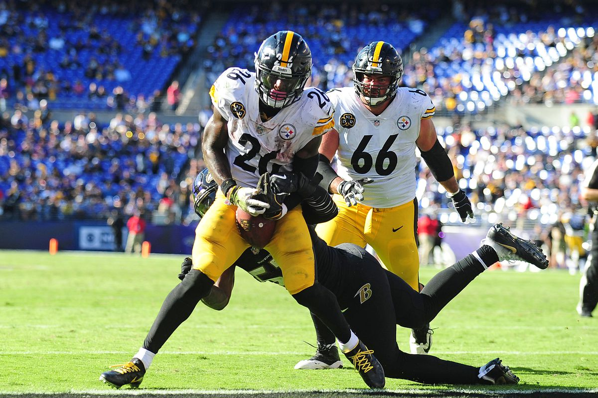 Le'Veon Bell looks back to being workhorse Steelers need
