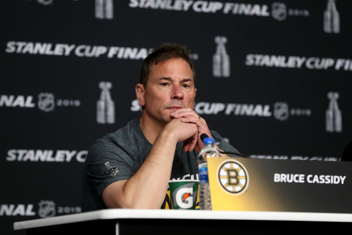 2019 NHL Stanley Cup Final - Media Day