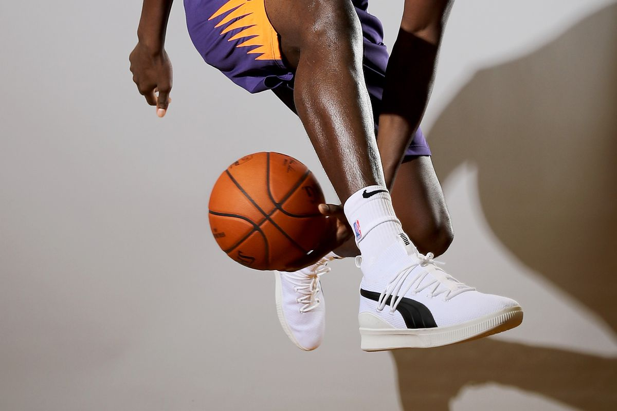 Puma Re Enters Basketball: The Brand, Experts and Players