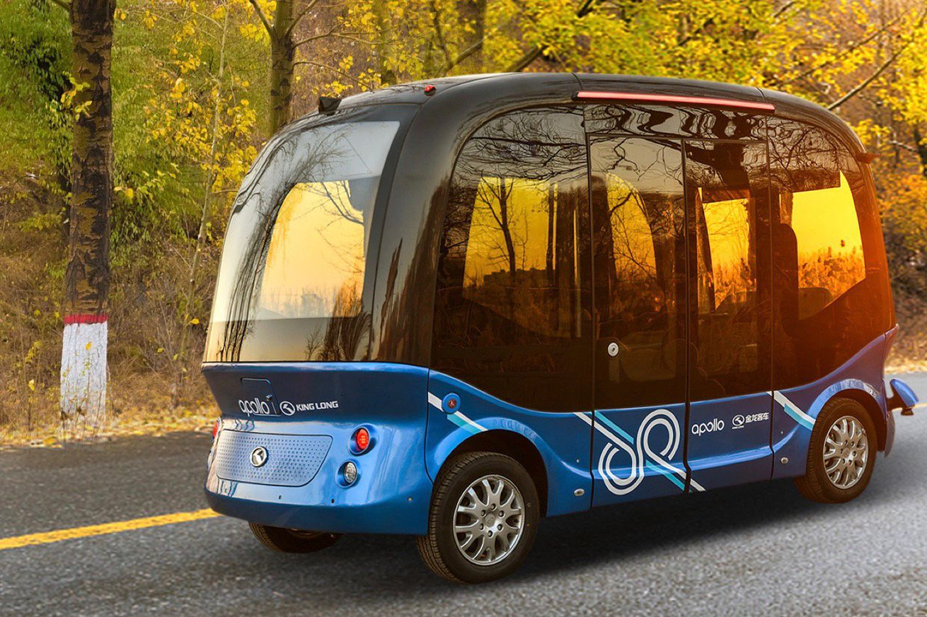 baidu will launch its autonomous buses in japan next year