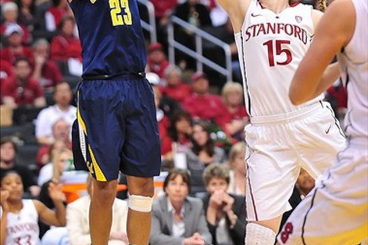 Wait, Layshia and the Bears will be playing Stanford <em>when</em>?