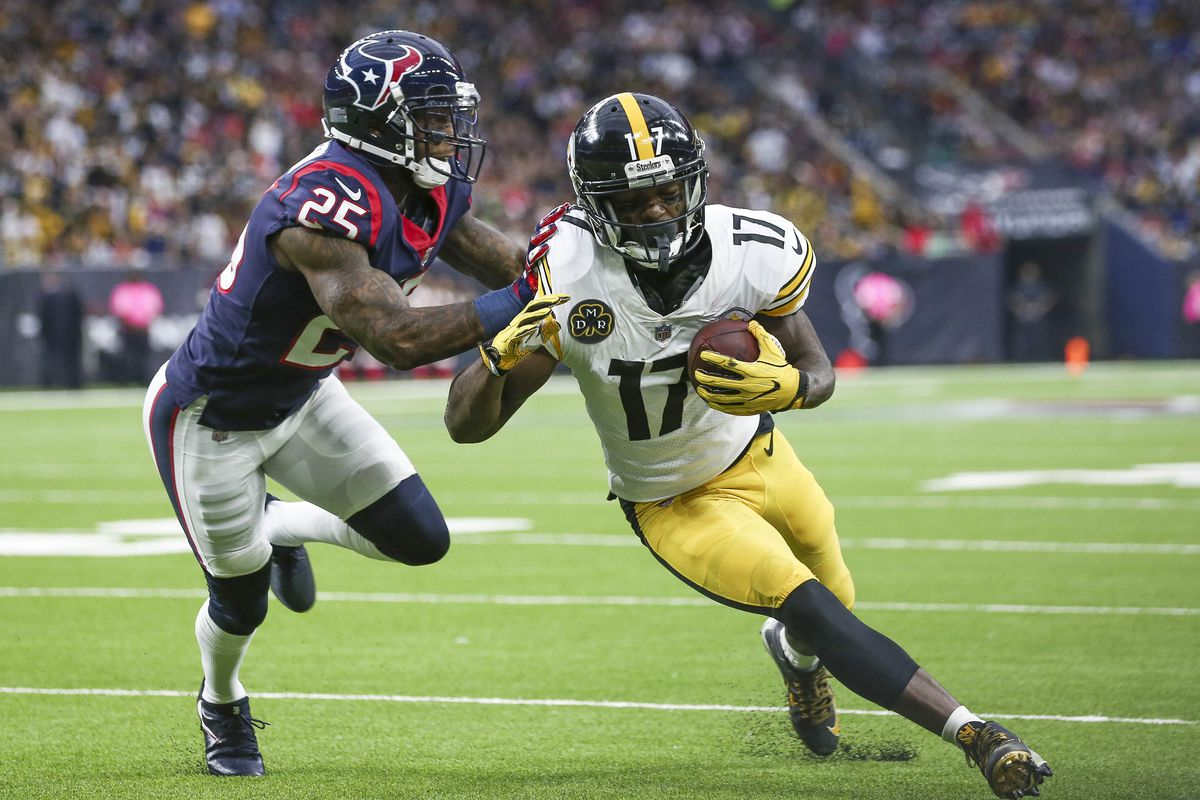 NFL: Pittsburgh Steelers at Houston Texans