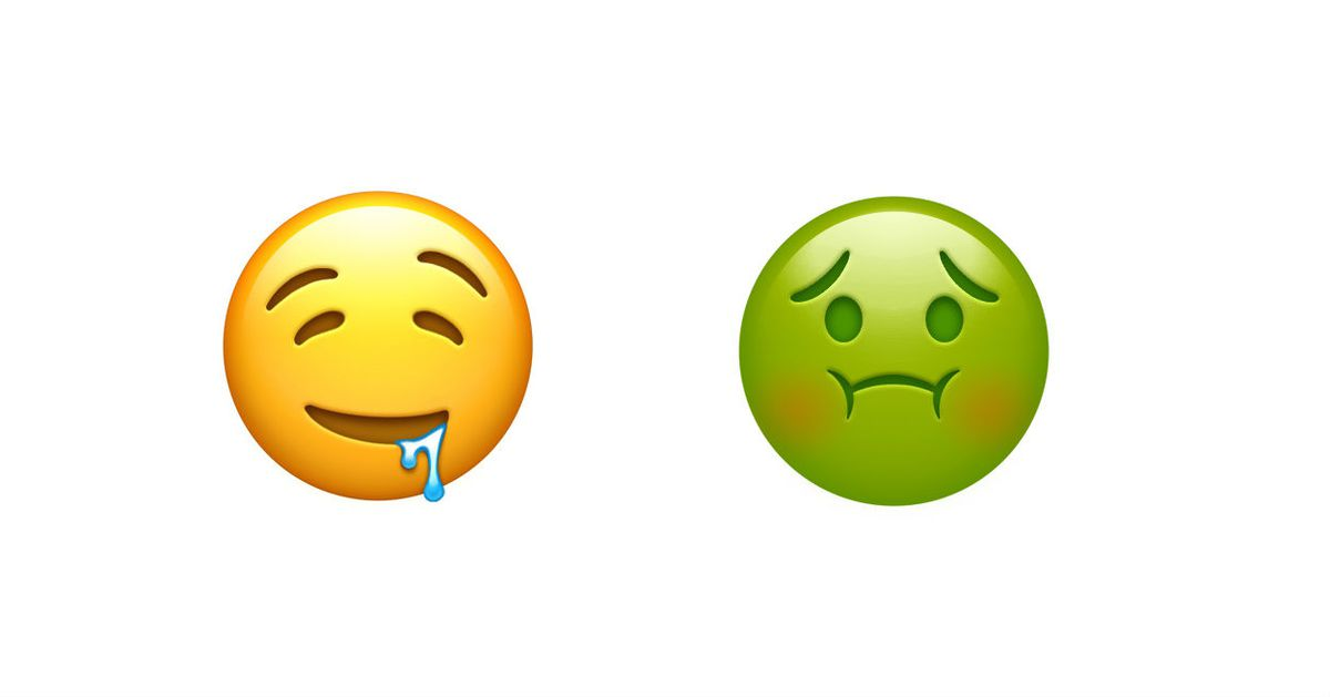emojis for iphone an emoji with a nose is a horror to behold the verge 2080