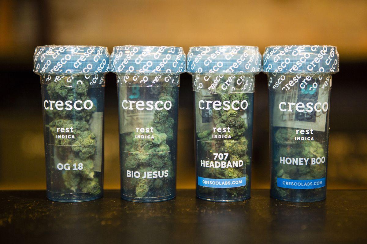 6 more medical pot shops granted licenses to sell recreational marijuana