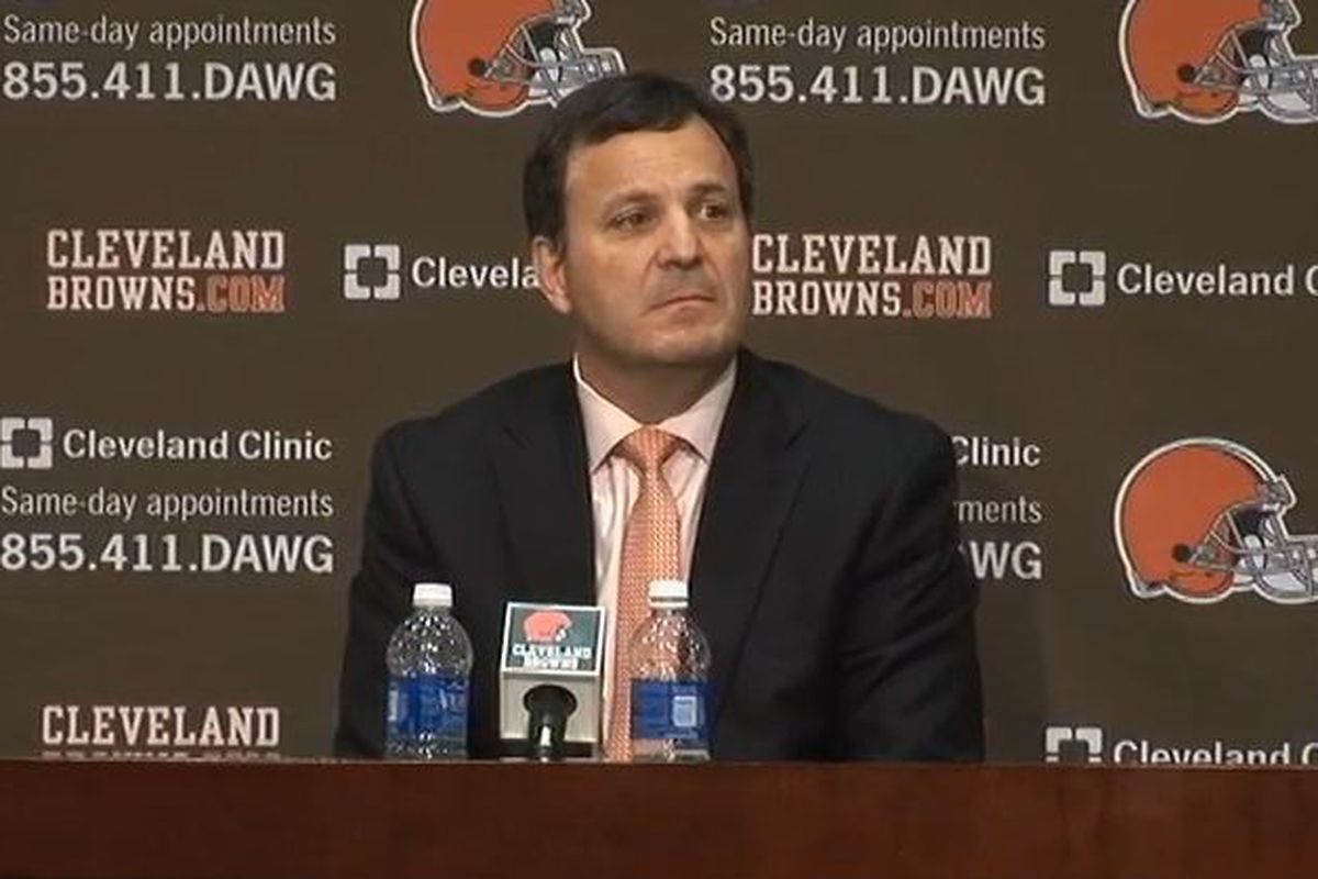 Michael Lombardi & The Future of the Cleveland Browns Dawgs By Nature