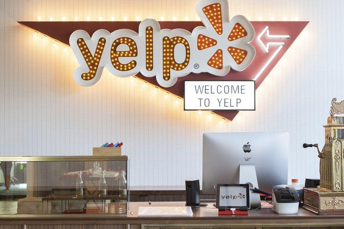Yelp's San Francisco Office.
