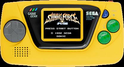 O Game Gear Micro da Sega tem quatro consoles de US $ 50 e quatro jogos cada 4