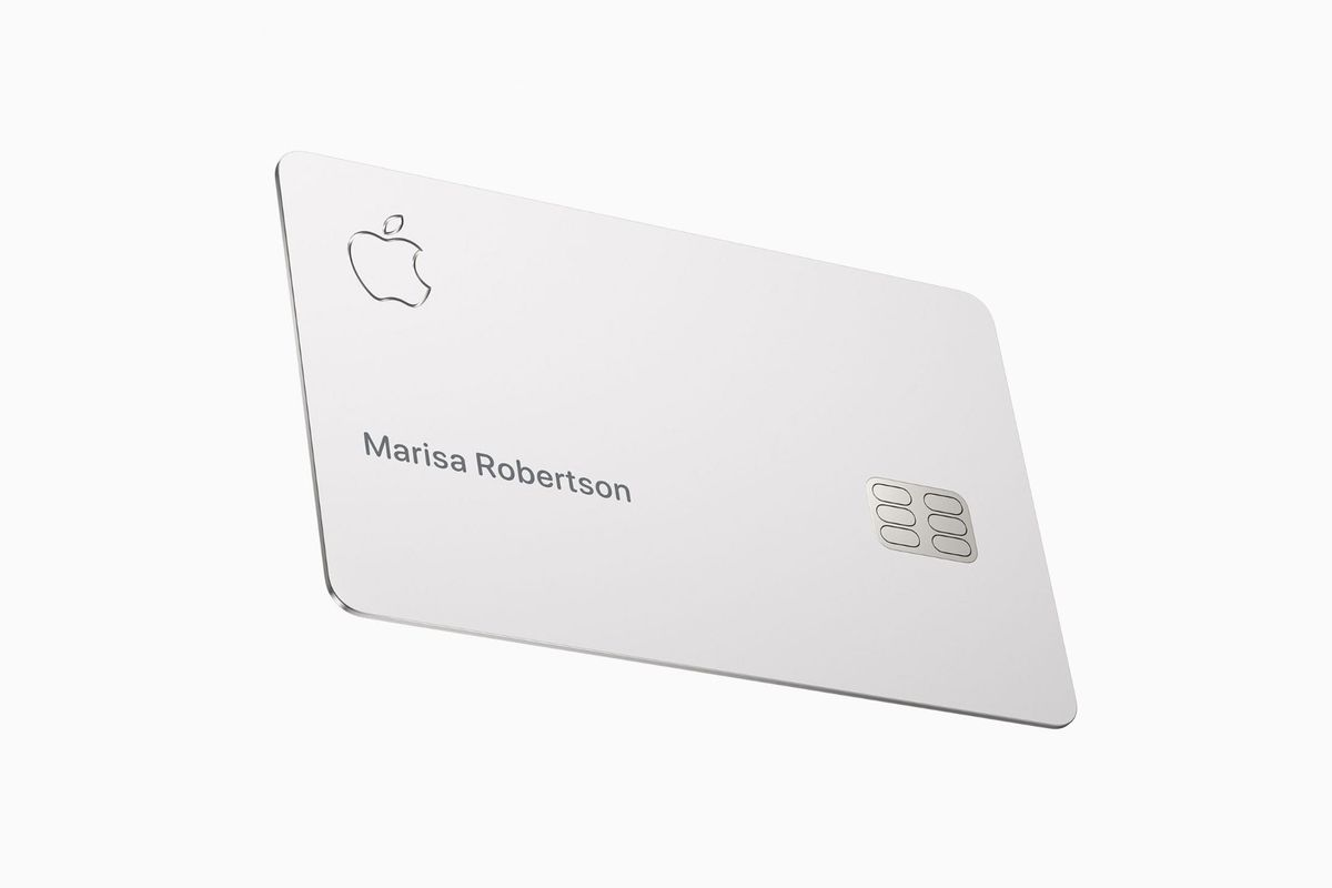 apple card  apple u2019s thinnest and lightest status symbol ever