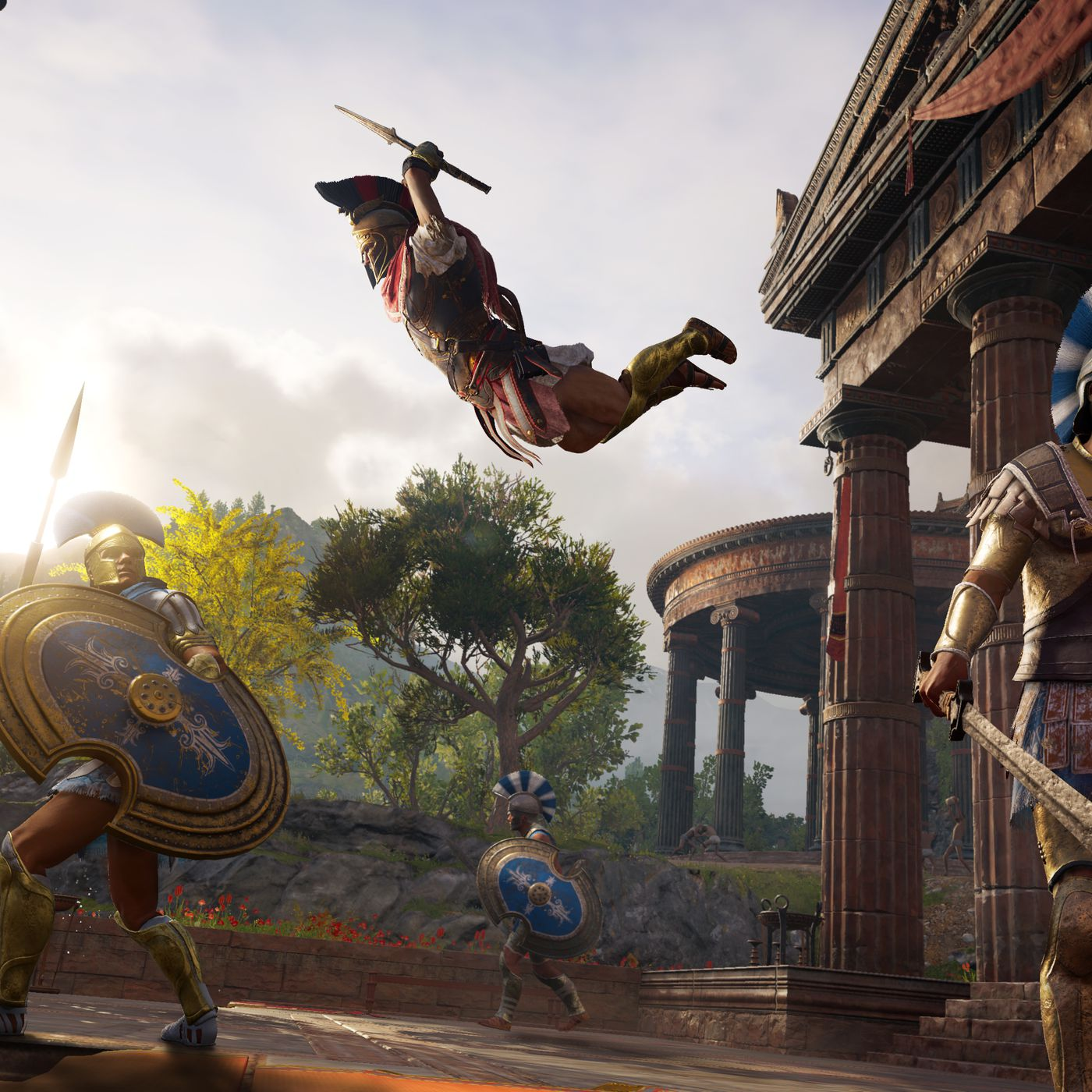 Assassin S Creed Odyssey Upgrading And Improving Your Weapons And