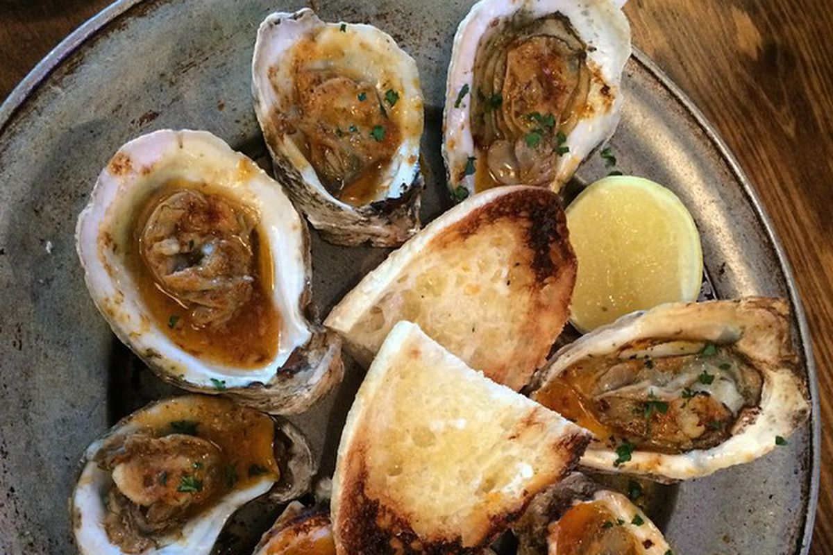 These beauties are on the menu at Punk's Simple Southern Food.