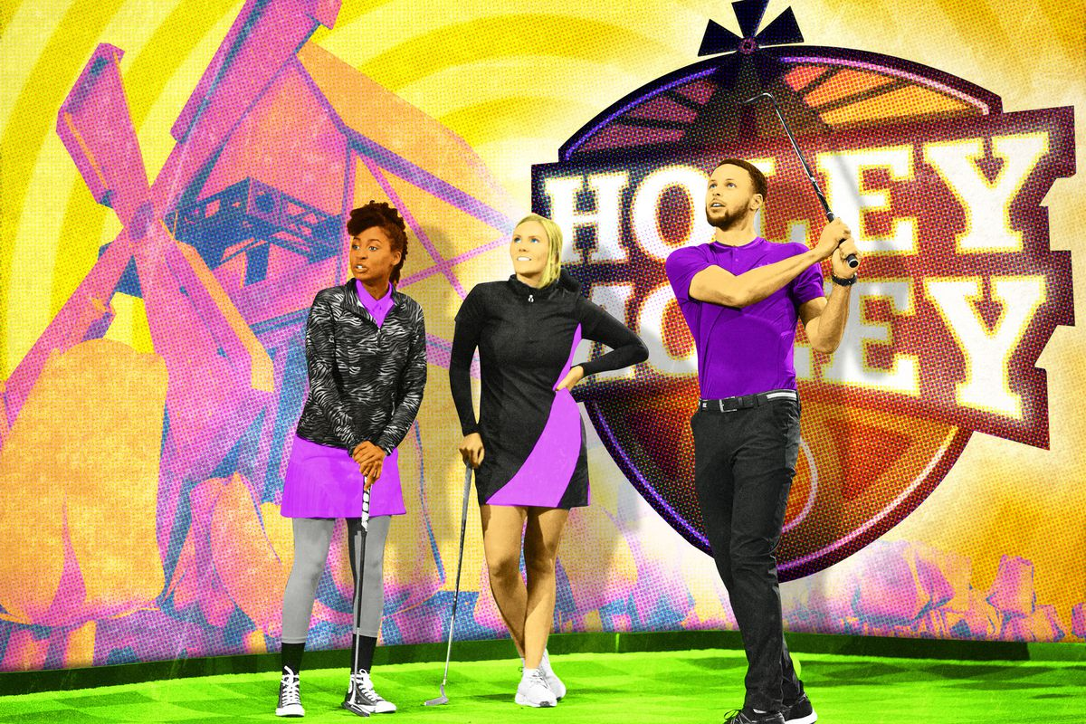 holey moley tv show abc