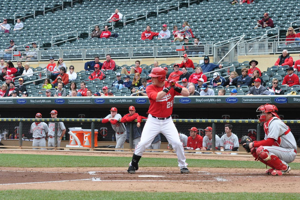 Junior catcher Aaron Gretz will be expected to provide a lift for the Buckeyes behind the plate