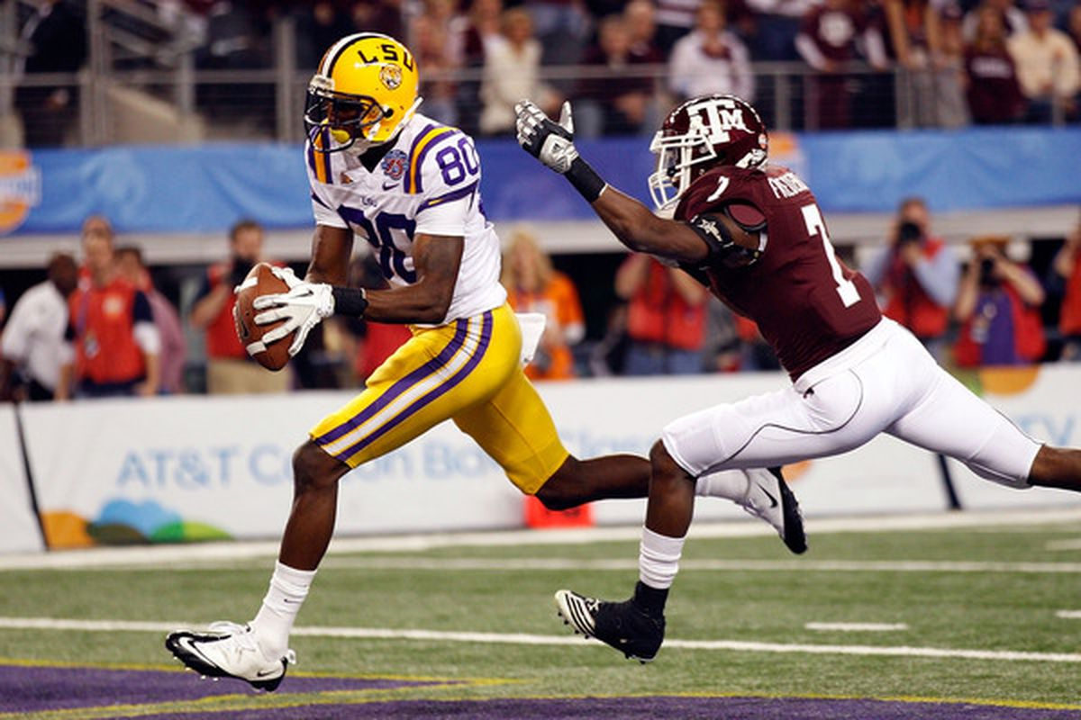 If familiarity breeds contempt, then LSU and A&M already have a rivalry.