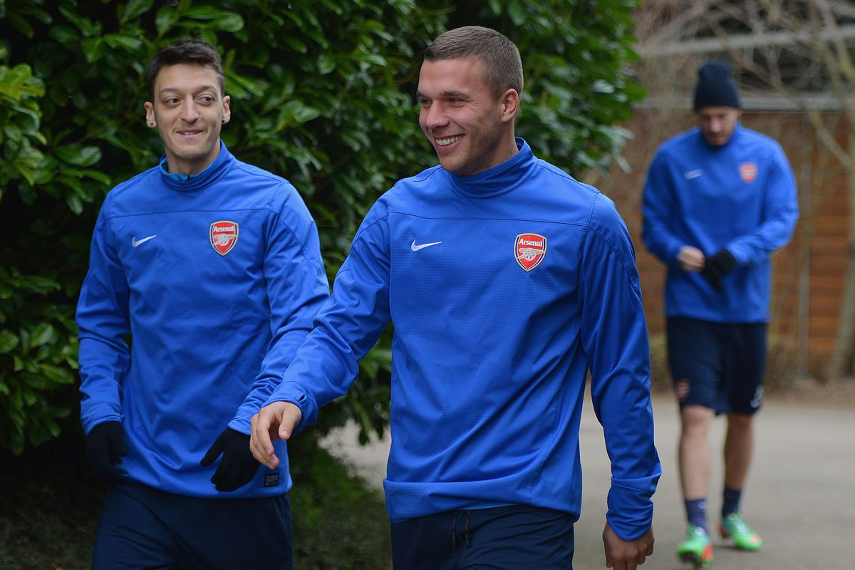 Training to full fitness now includes smiling practice, led by the master.
