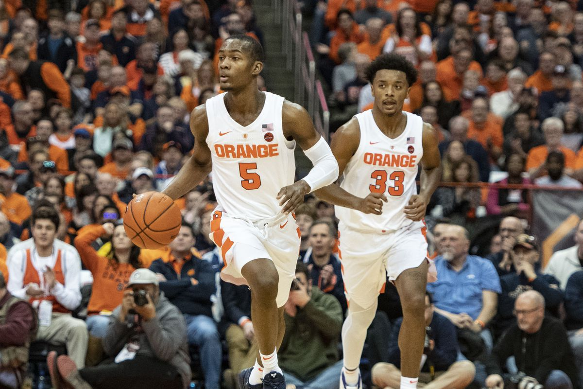COLLEGE BASKETBALL: DEC 08 Georgetown at Syracuse