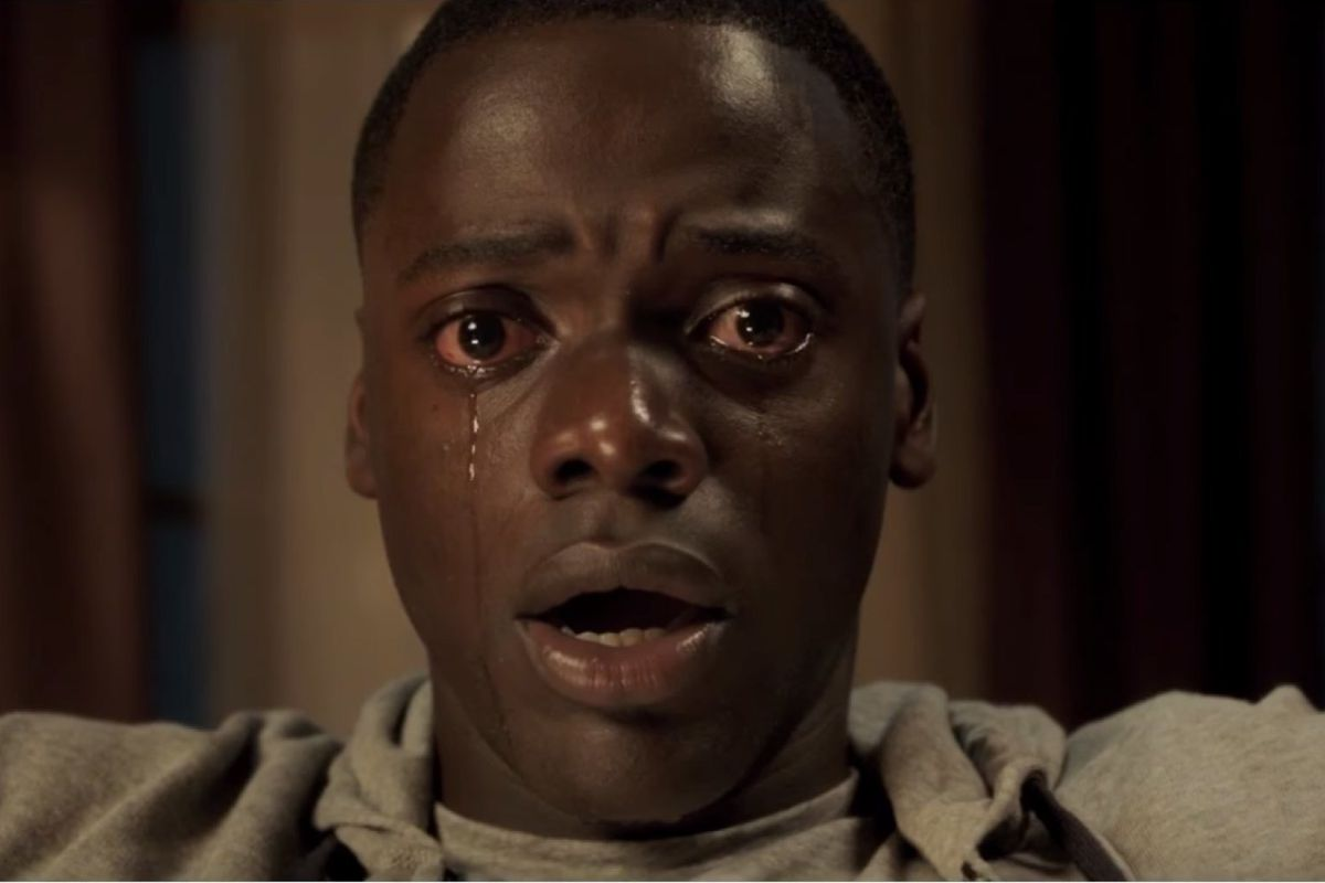 Daniel Kaluuya stars in Get Out