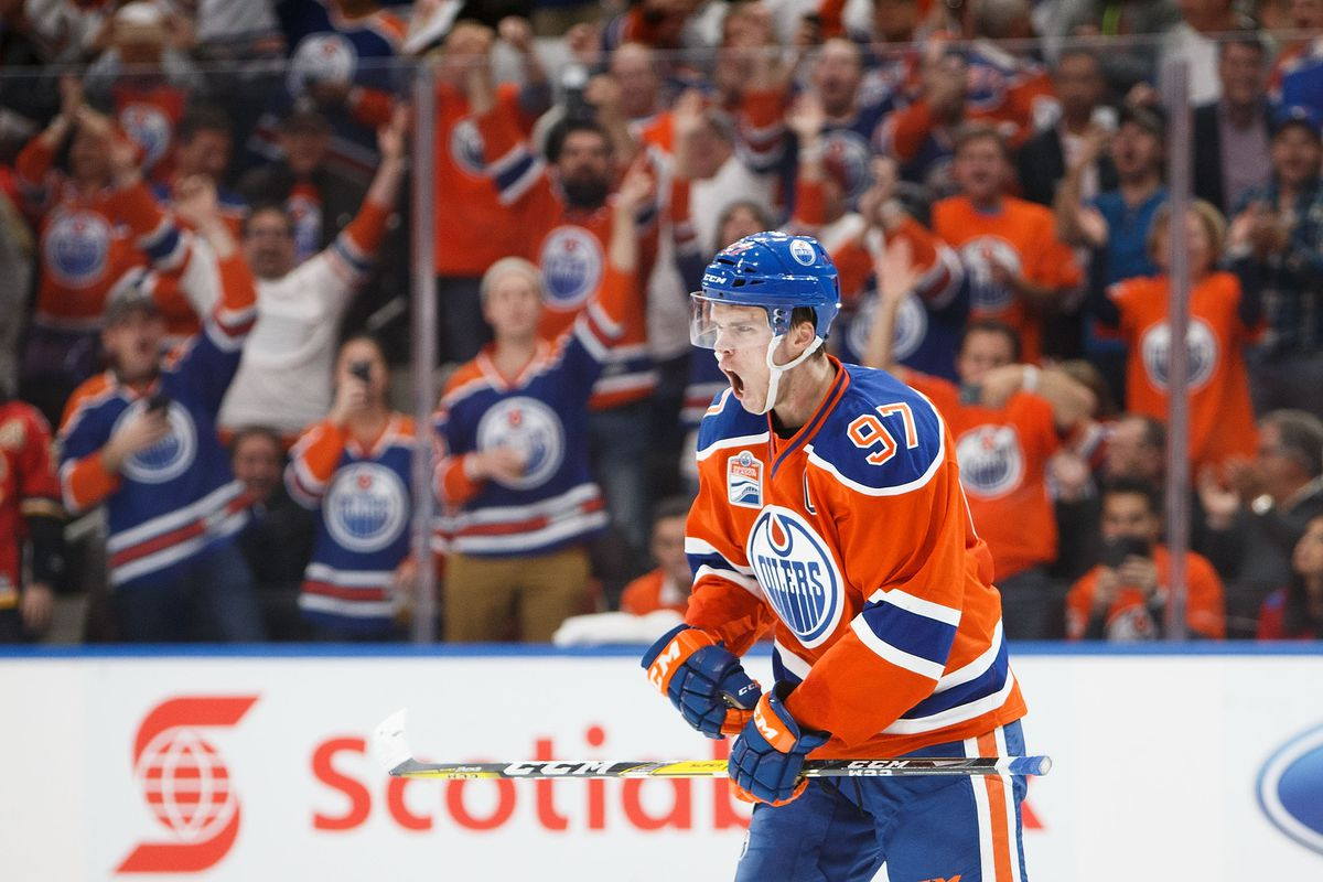 McDavid signs Oilers deal worth $100m to become NHL's highest paid player