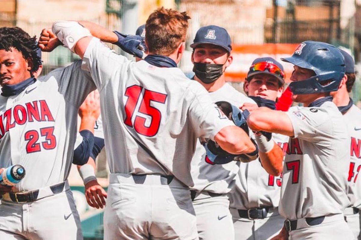 arizona-wildcats-baseball-stanford-cardinal-garrett-irving-daniel-susac-pac12-mcclaughry-2021