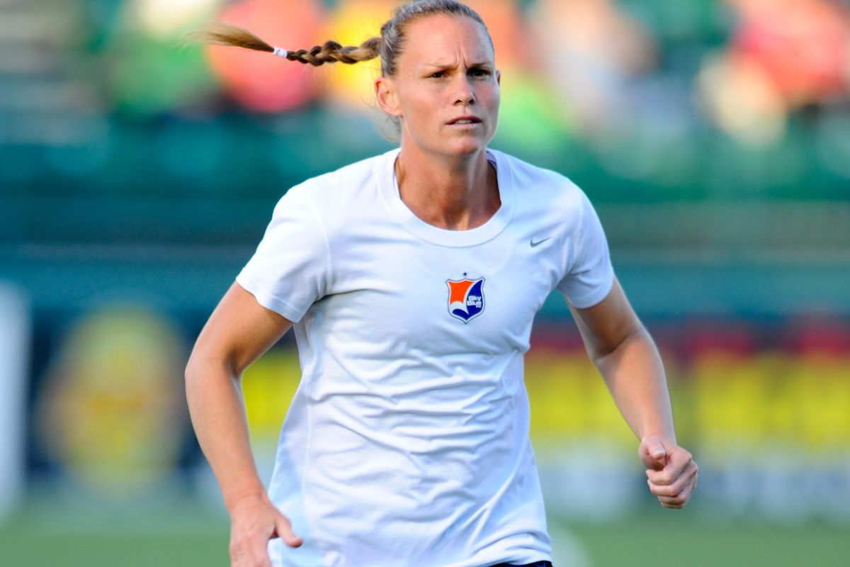 Christie Rampone will be with Sky Blue FC for the team's first three games before departing for World Cup duty