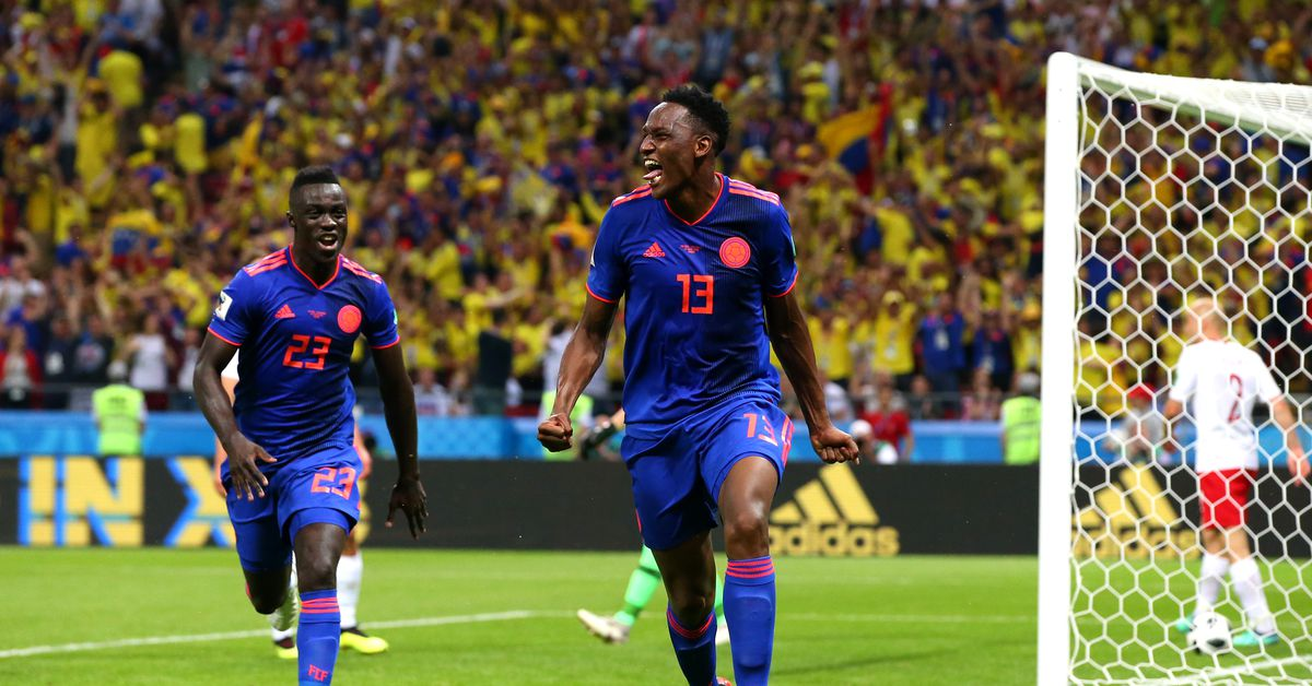 Yerry Mina proves a point to Barcelona with Colombia display