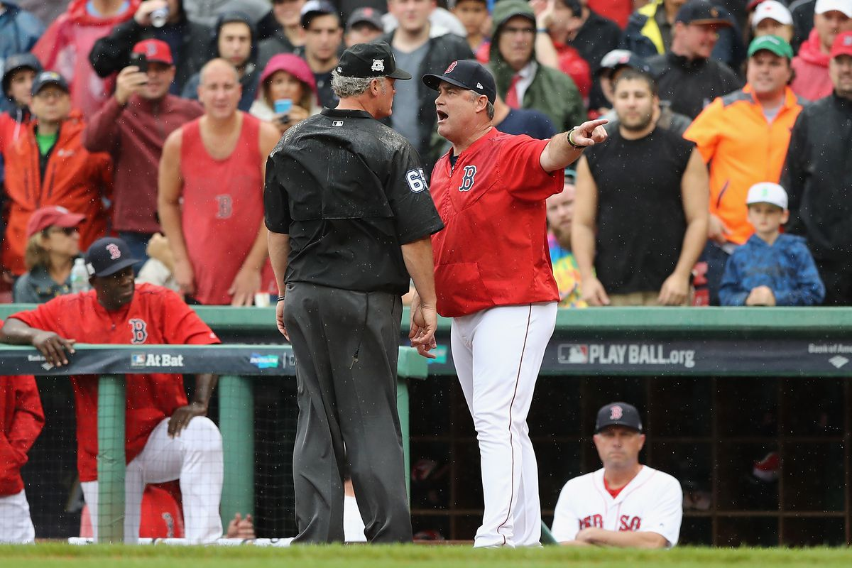 Playoffs bring potential managerial shakeup to AL East