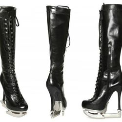 DSquared Skate Moss boots
