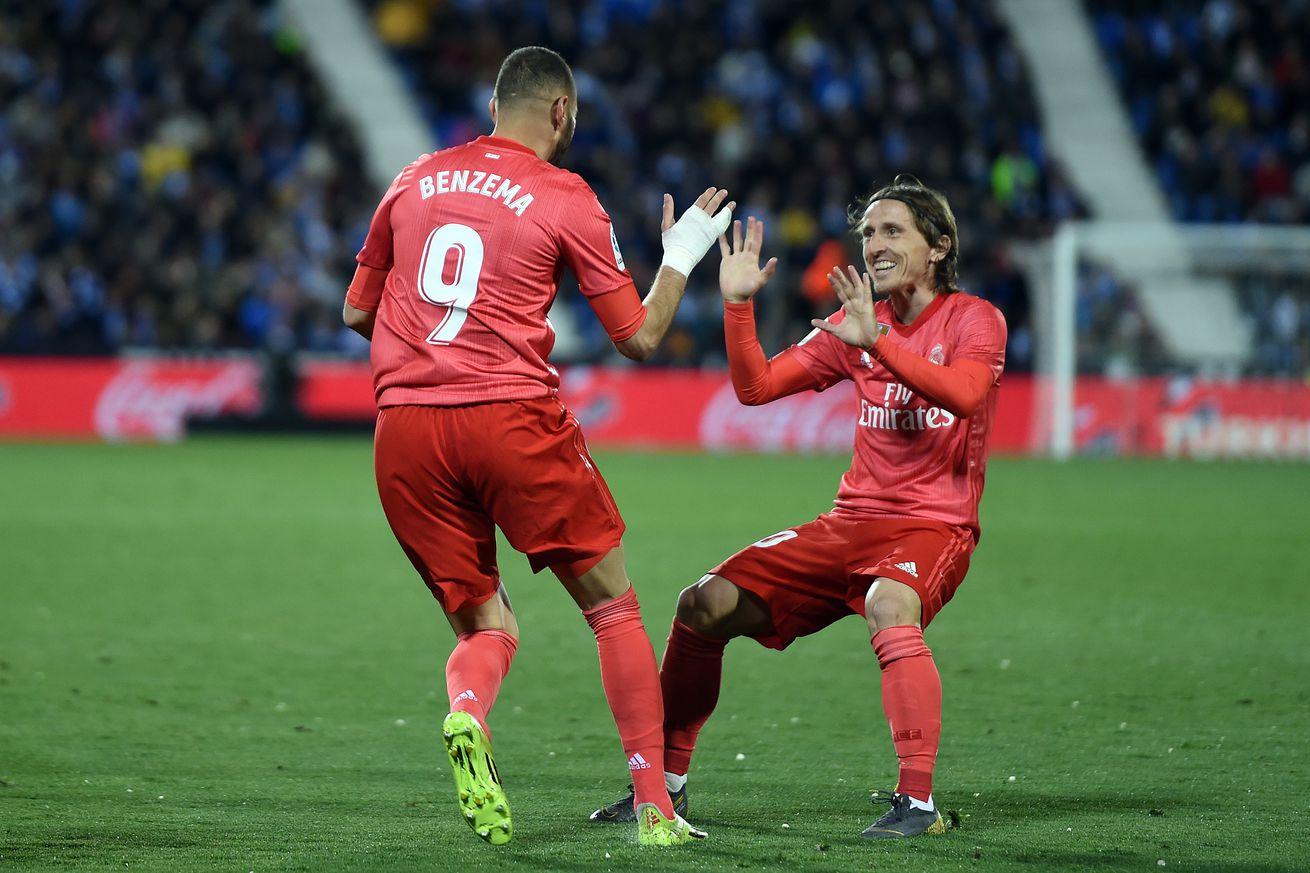Immediate Reaction: Leganes 1 - 1 Real Madrid