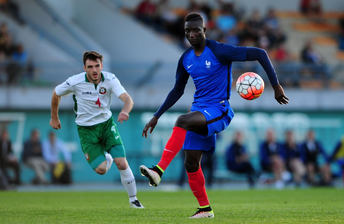 Bulgaria v France - Toulon Tournament