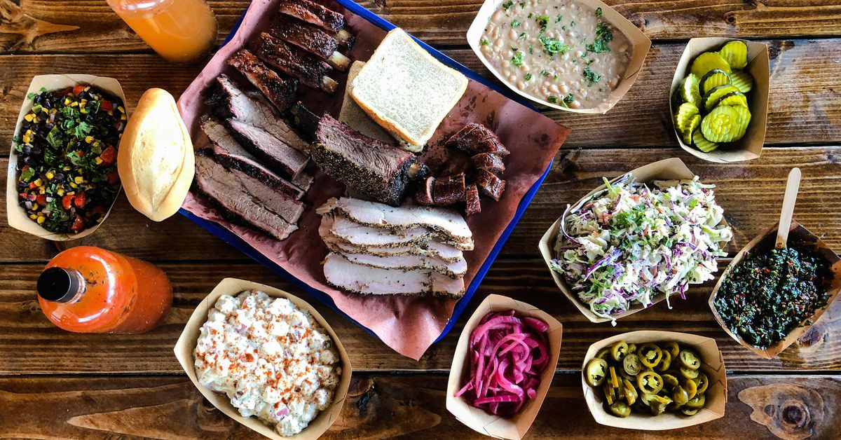 Grand Ole Bbq Sets Grand Opening In East County Eater
