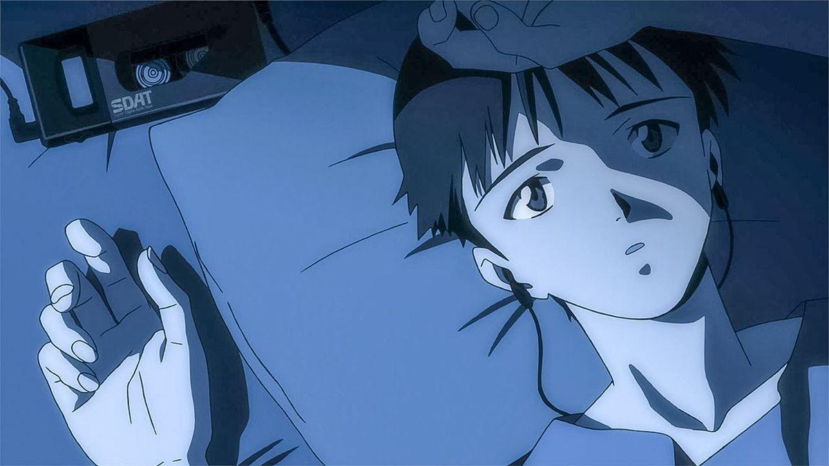 Evangelion - Shinji