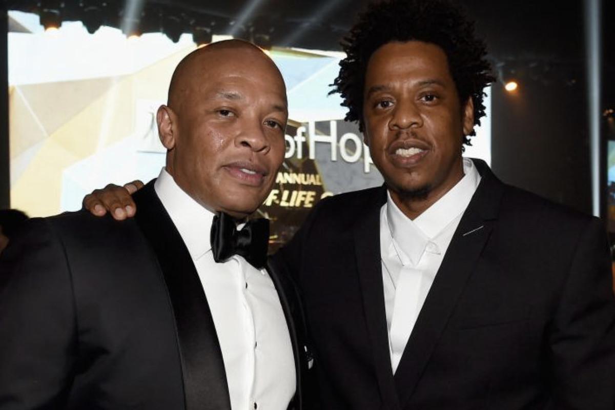 Dr. Dre, JAY-Z