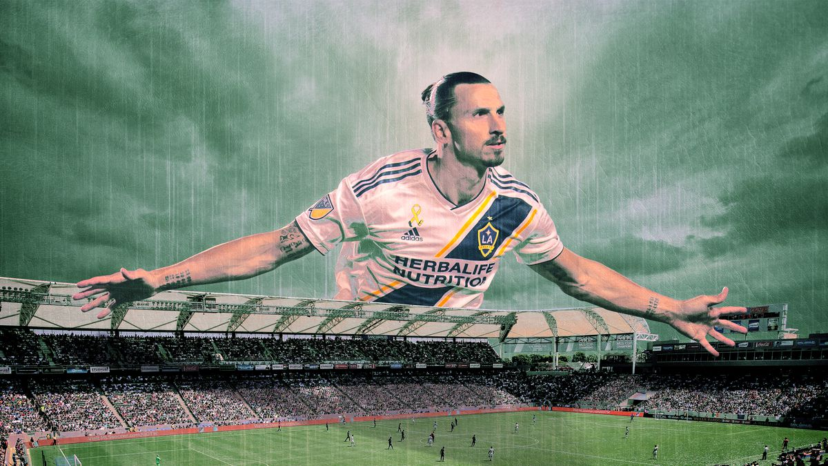 Zlatan Ibrahimovic in Autumn: What Is God Doing in Carson