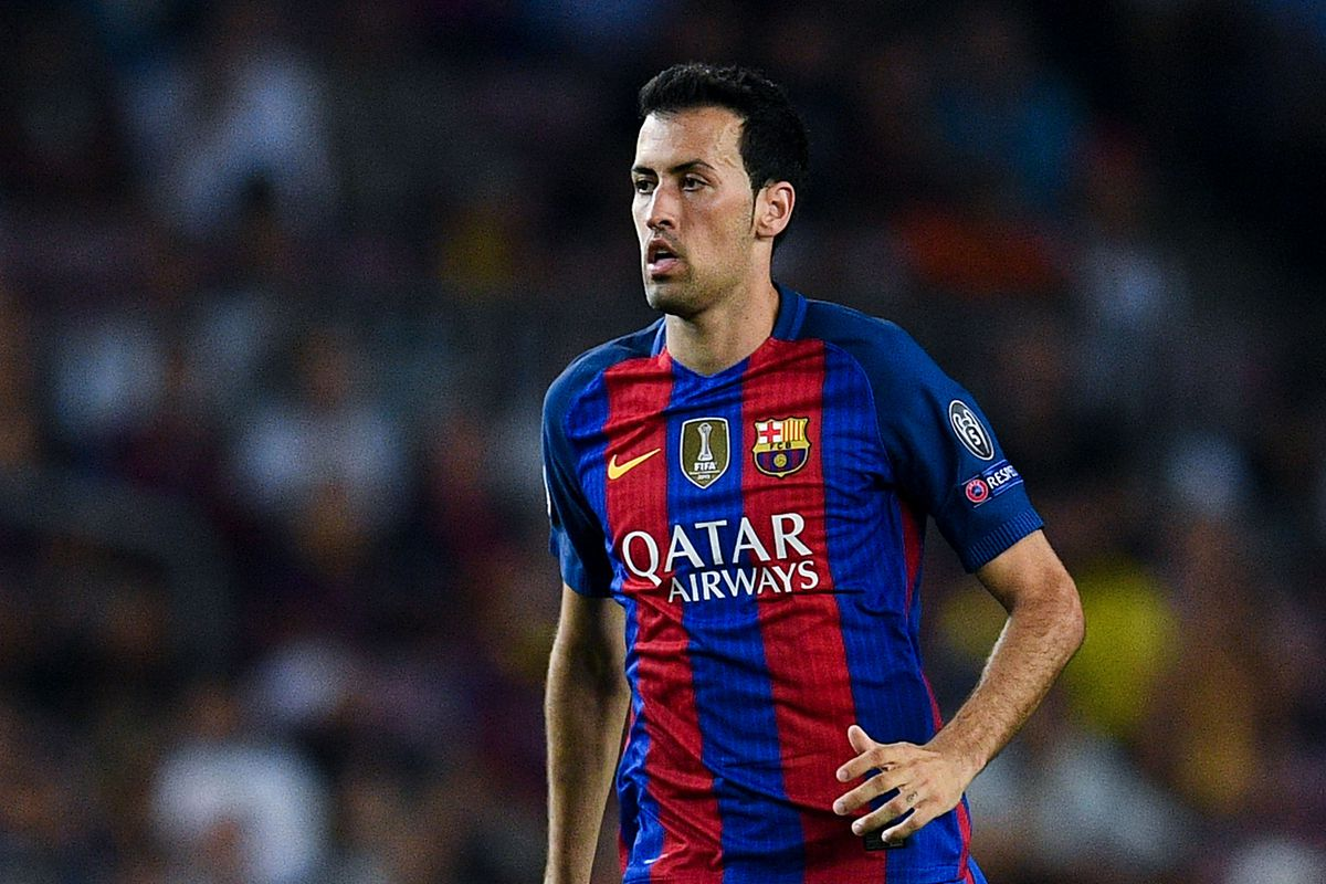 FC Barcelona News: 24 September 2016; Sergio Busquets