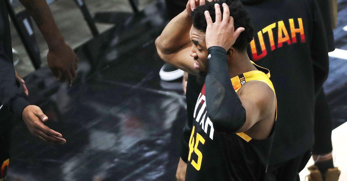 NBA playoffs takeaways: Outlook is bleak for Utah Jazz after Game 5 loss - Deseret News