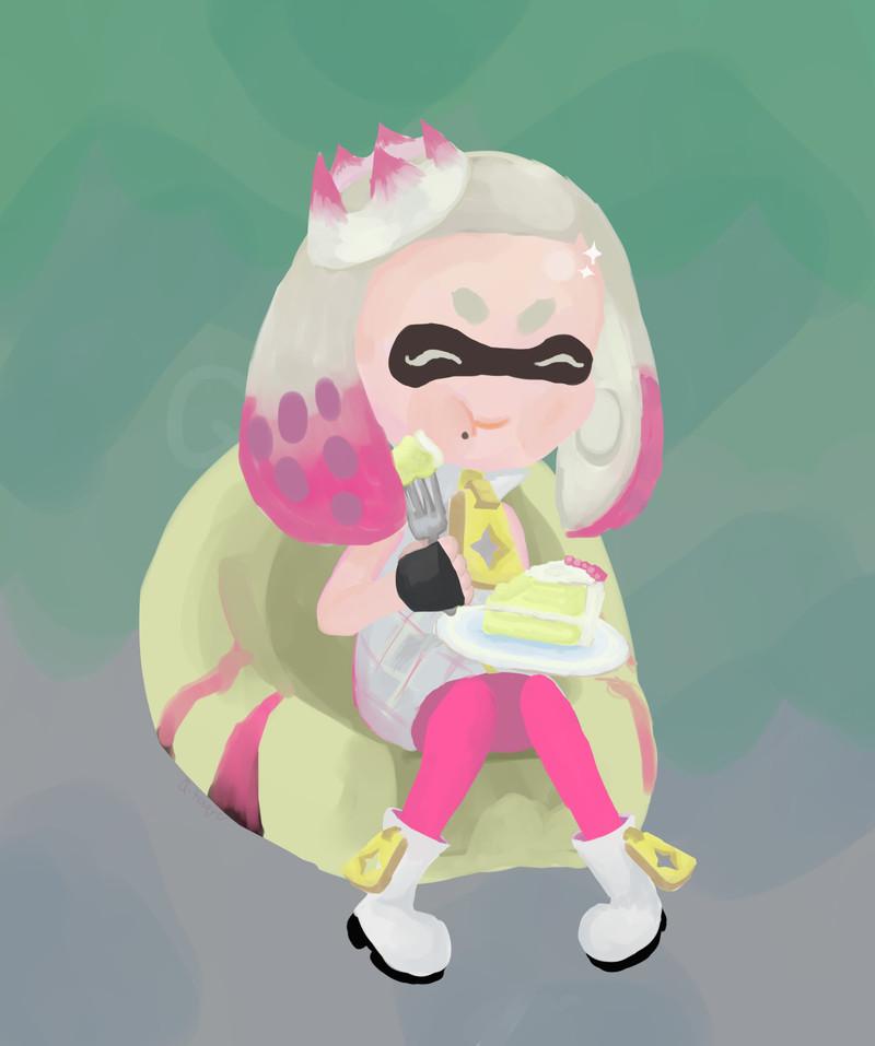 pearl fanart