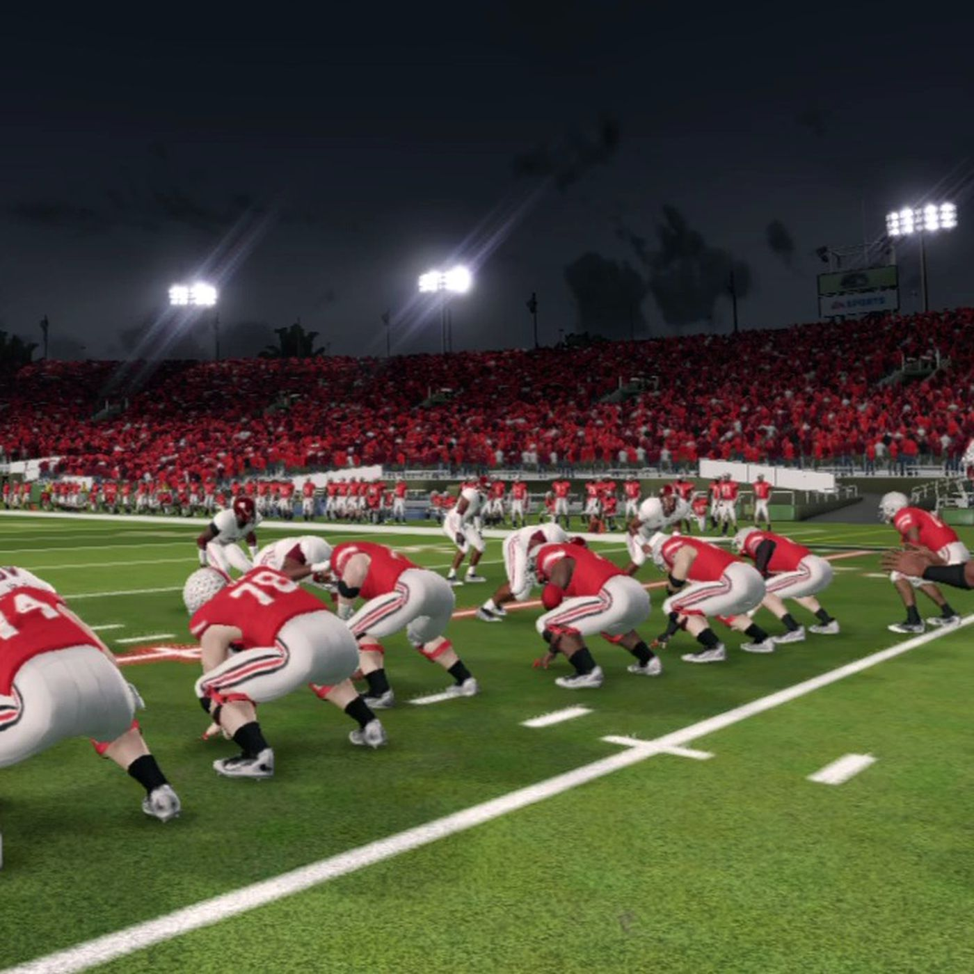 Ncaa Football 14 Ohio State Roster Complete Ratings Land Grant