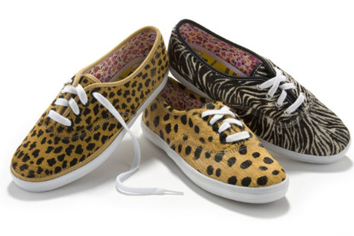 """Sweets for your feet: Opening Ceremony Keds. Image via <a href=""""http://sixsixsick.blogspot.com/2009/12/wild-thing.html"""">Six Six Sick</a>."""