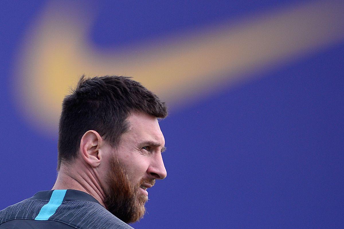 Lionel Messi - BARCELONA - Champions League