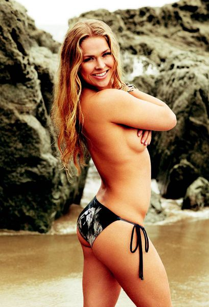 Good Hot ronda rousey maxim
