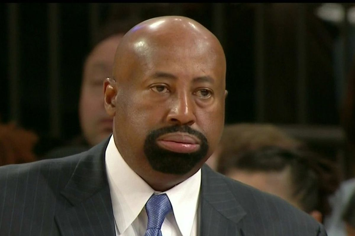 Faces We Make When Up 20 Starring Mike Woodson Sbnation