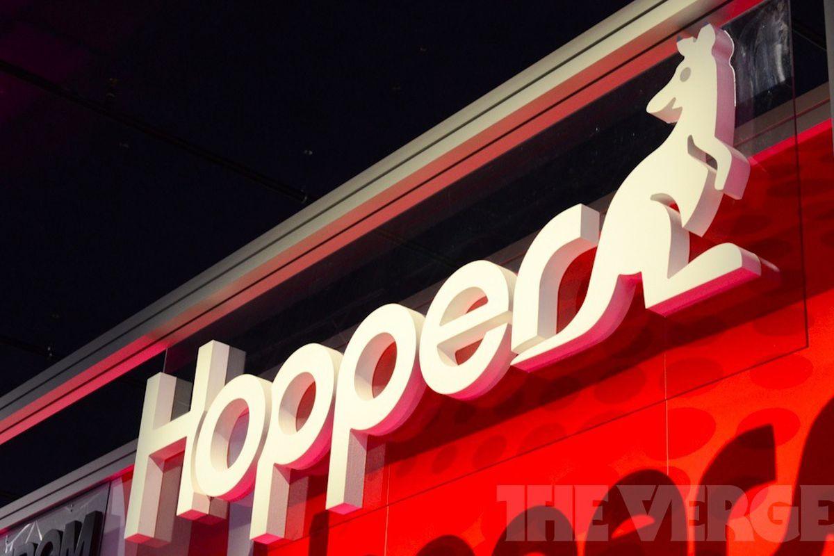 hopper logo ces 1020
