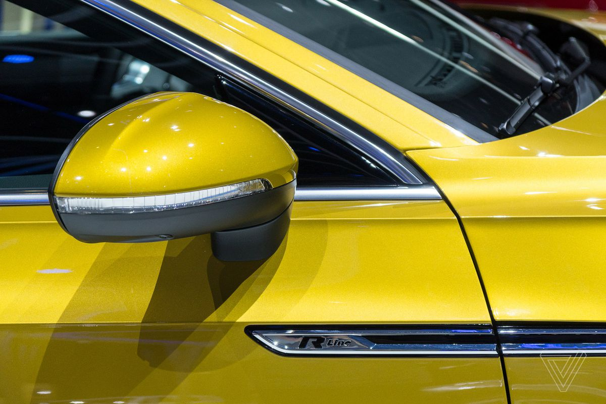 Volkswagen's latest car looks like an Audi - The Verge