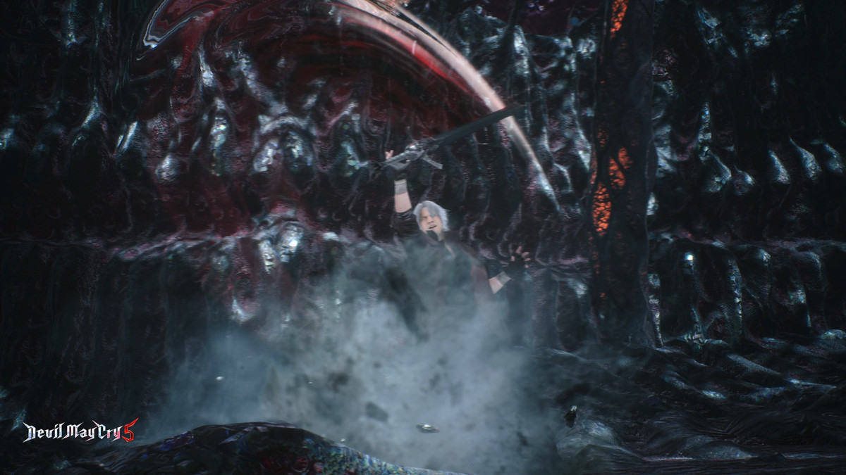 Devil May Cry 5 Dante Swordmaster Style